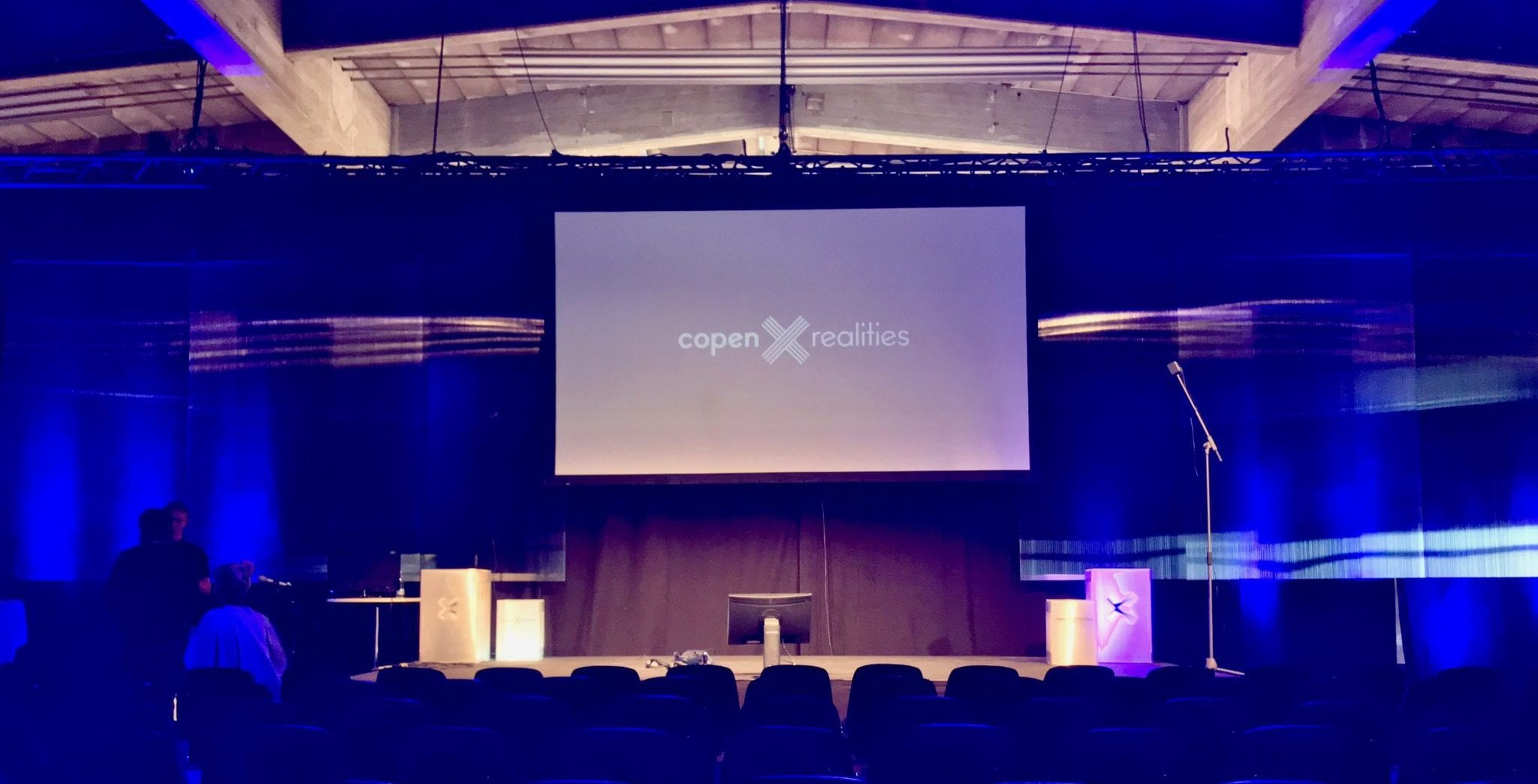 CopenX nextm edition custom immersive technologies virtual reality conference artificial