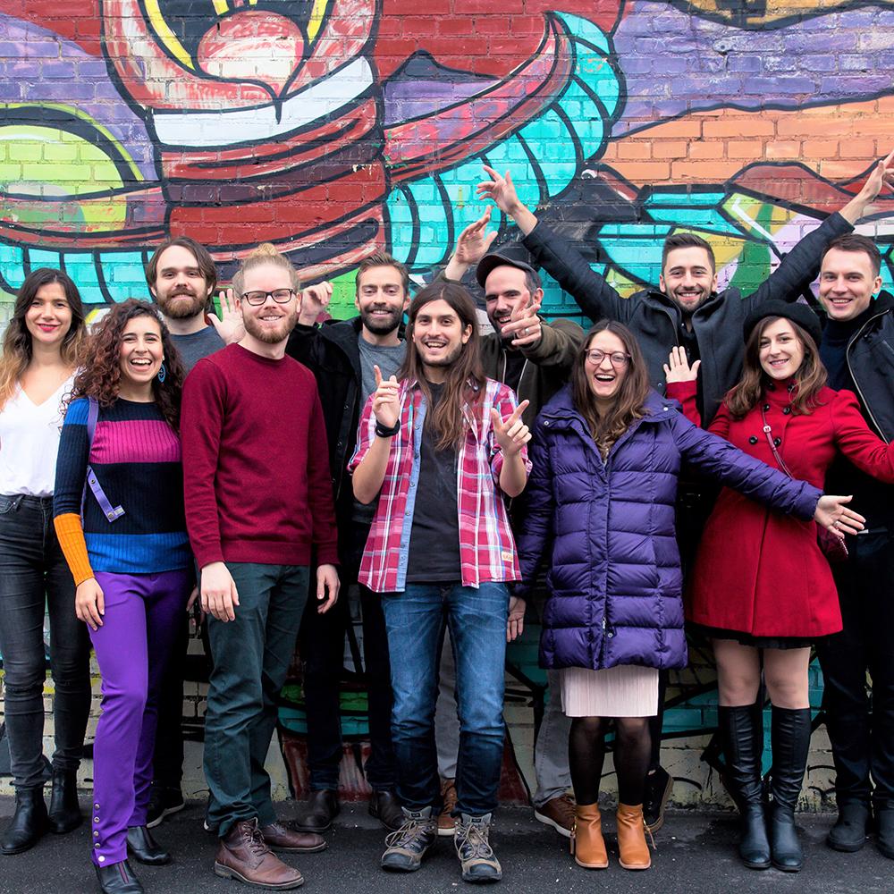 MeetinVR Team picture