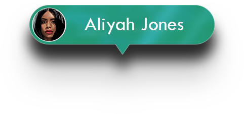 Aliyah Jones MeetinVR nametag